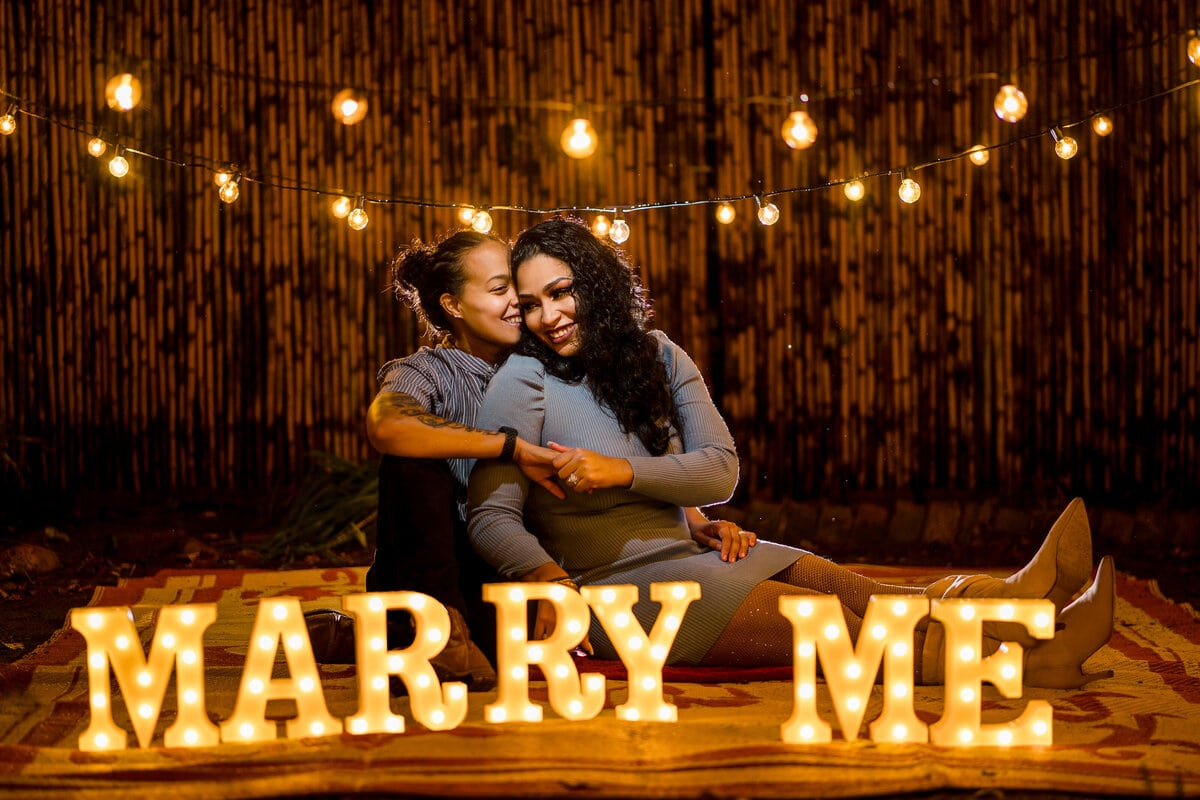 engagement image marry me
